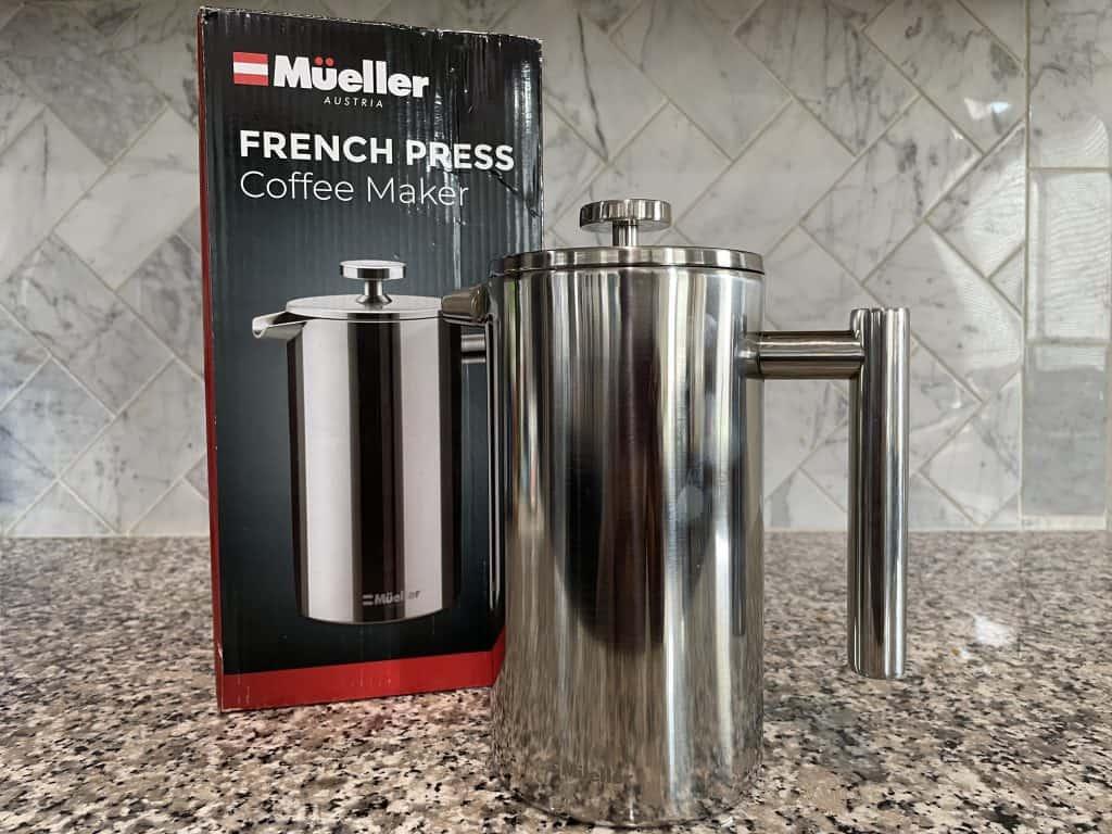mueller french press coffee maker