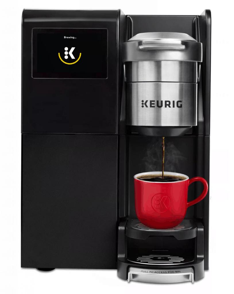 Keurig K3500 Coffee maker with water line