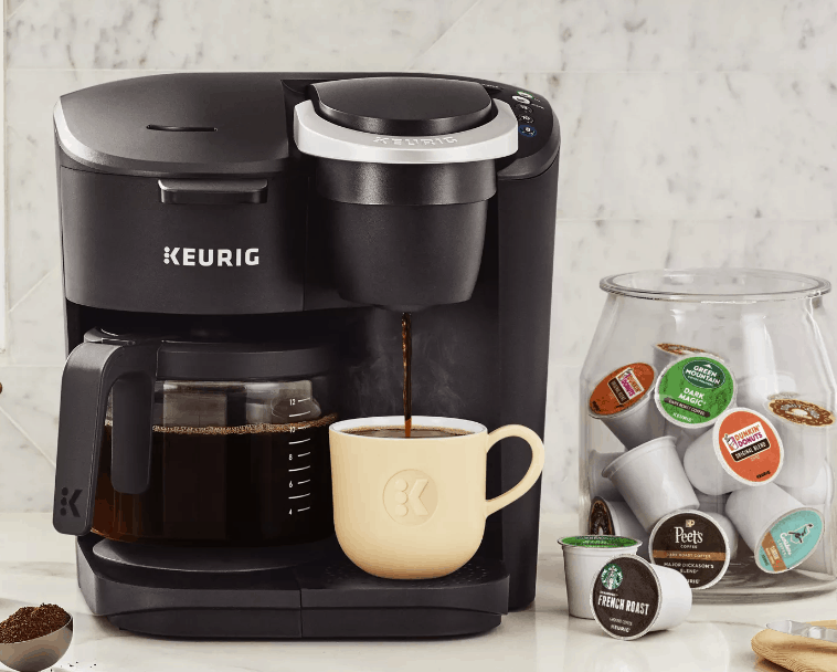keurig k duo essentials coffee maker