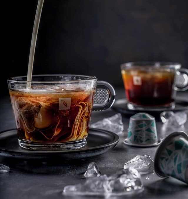 nespresso evoluo vs vertuoline espresso