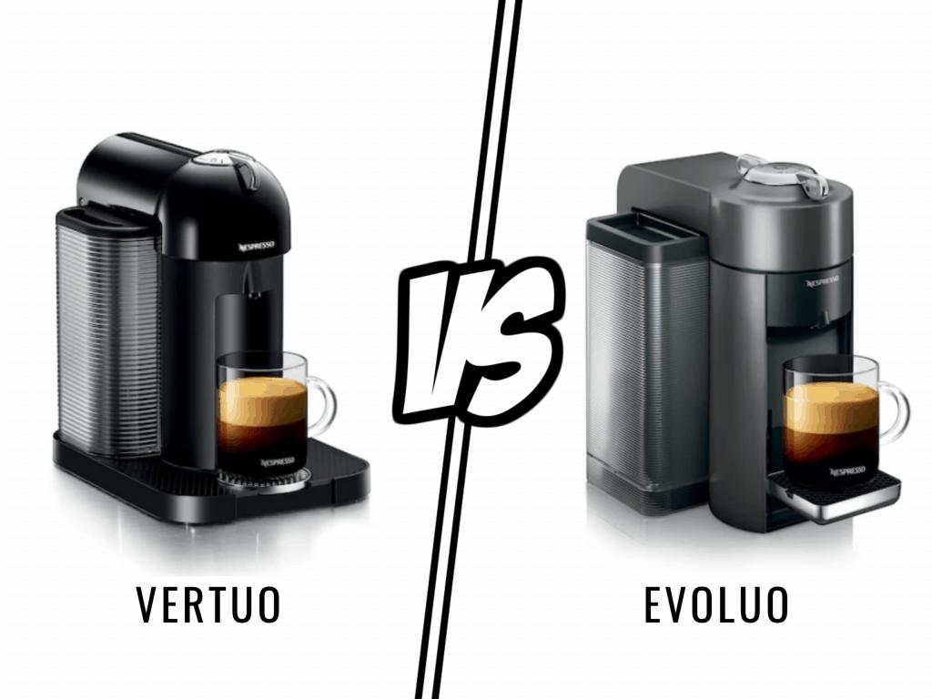 nespresso vertuoline vs evoluo2