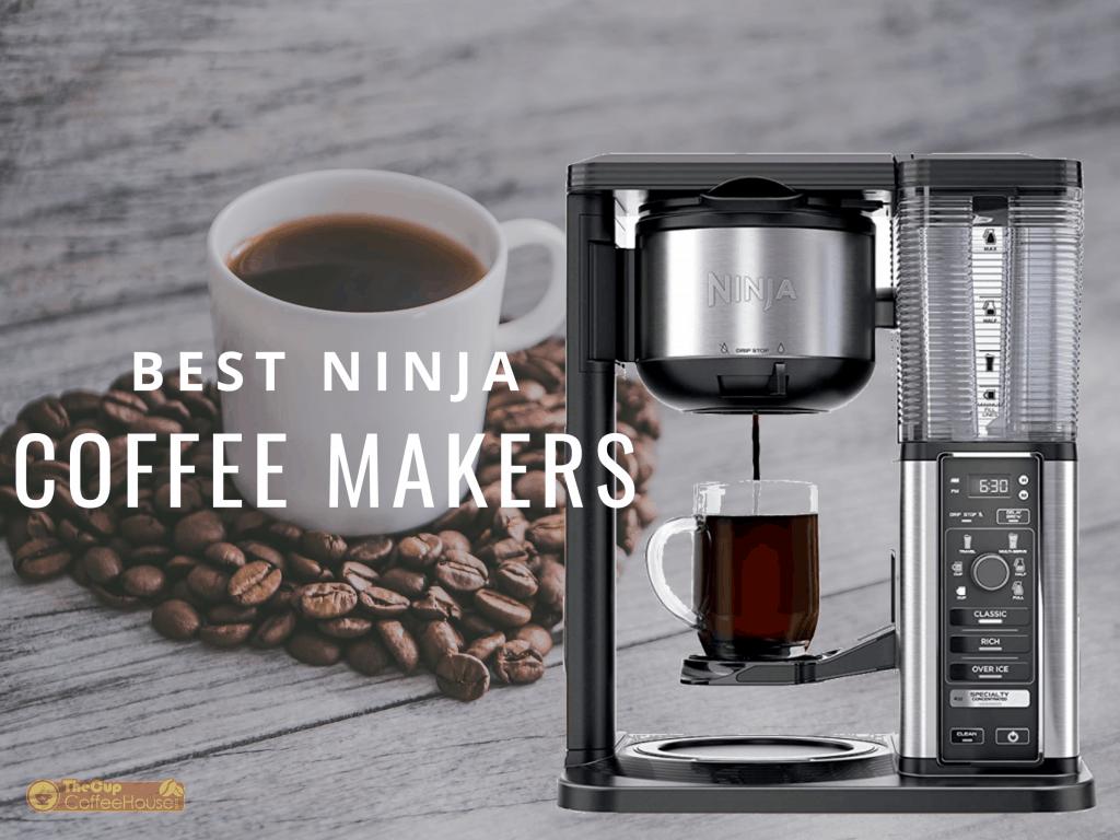 ninja coffee maker main